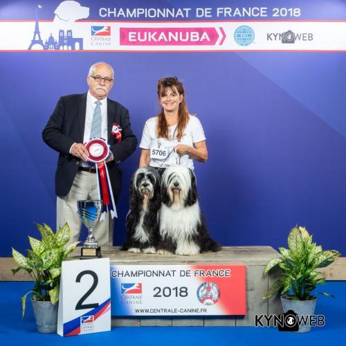 CP 180 LR CHAMPIONNAT DE FRANCE 2018