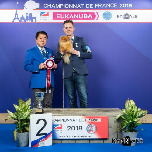 C 3535 LR CHAMPIONNAT DE FRANCE 2018