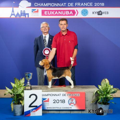 C 4318 LR CHAMPIONNAT DE FRANCE 2018
