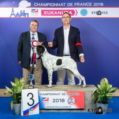 C 4570 LR CHAMPIONNAT DE FRANCE 2018