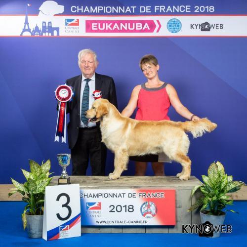 C 4982 LR CHAMPIONNAT DE FRANCE 2018