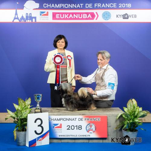 C 5597 LR CHAMPIONNAT DE FRANCE 2018