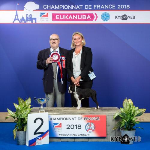 C 6541 LR CHAMPIONNAT DE FRANCE 2018