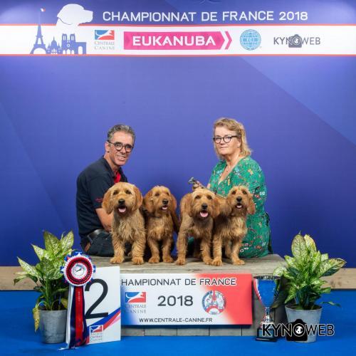 GE 42 LR CHAMPIONNAT DE FRANCE 2018