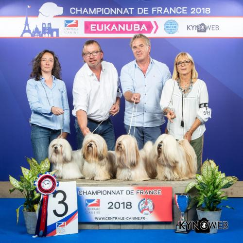 GE 69 LR CHAMPIONNAT DE FRANCE 2018