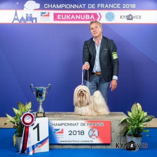 G 5606 LR CHAMPIONNAT DE FRANCE 2018