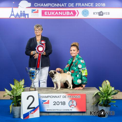 G 6514 LR CHAMPIONNAT DE FRANCE 2018