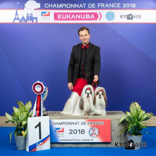 PAIR 112 LR CHAMPIONNAT DE FRANCE 2018