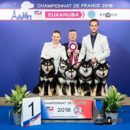 PR 10 LR CHAMPIONNAT DE FRANCE 2018