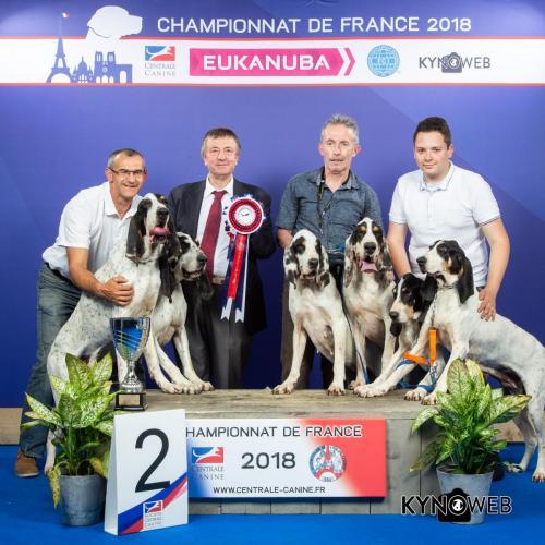 PR NR2 LR CHAMPIONNAT DE FRANCE 2018