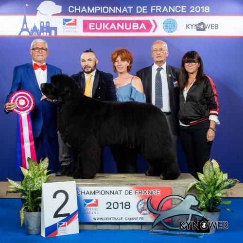 S 1713 LR CHAMPIONNAT DE FRANCE 2018