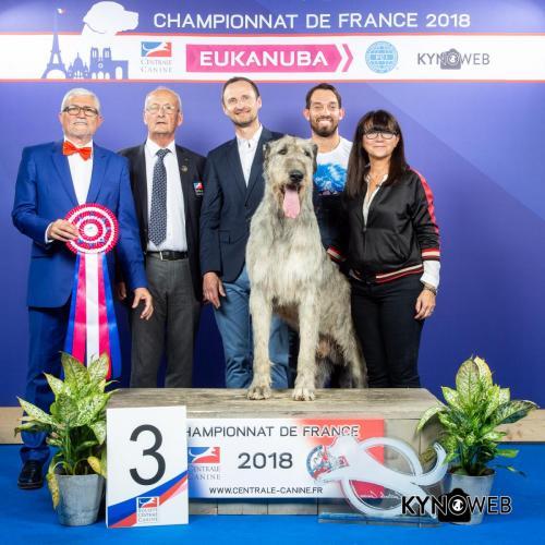 S 3007 LR CHAMPIONNAT DE FRANCE 2018
